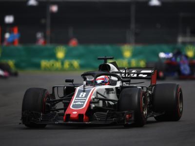 Grand Prix du Mexique de F1 : encore la galère pour Romain Grosjean ?