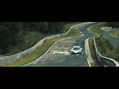 La McLaren P1 sous les 7 minutes au Nürburgring
