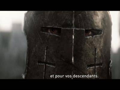 "For Honor : le trailer ""Le Sentier écarlate"" en VOST"