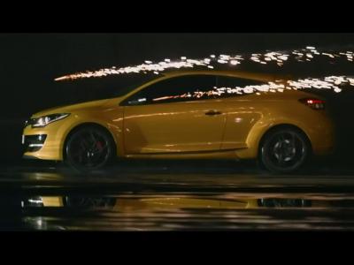La Renault Mégane RS restylée vue sous tous les angles