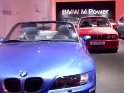 La réserve du musée BMW
