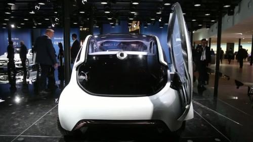 Francfort 2017 : Smart Vision EQ Concept