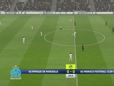 AS Monaco - OM : notre simulation FIFA 20 (L1 - 36e journée)