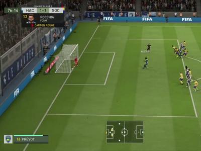 Le Havre FC - FC Sochaux : notre simulation FIFA 20 (L2 - 32e journée)