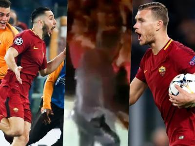 Ligue des Champions : Le Zapping spécial qualification de la Roma