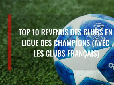 Ligue des Champions : les revenus des clubs au 1er tour