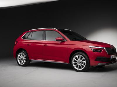 Skoda Kamiq : teaser officiel du nouveau SUV urbain