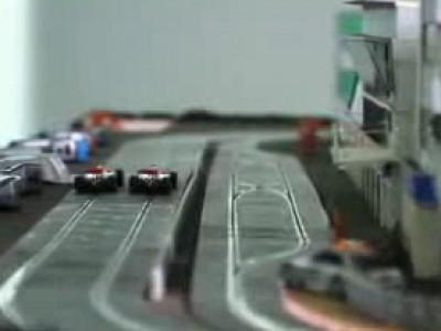Les pilotes McLaren préparent Silverstone en miniature