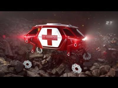 Elevate : le concept futuriste de Hyundai