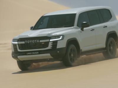 Toyota Land Cruiser SW (2021) : le grand 4x4 en vidéo