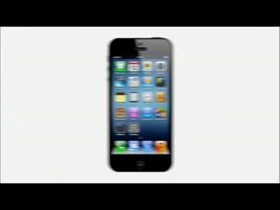 iPhone 5 : la vidéo officielle