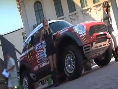 Dakar 2011 : derniers préparatifs pour le Monster Energy X-Raid Team