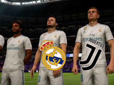 Ligue des Champions : On a simulé Real Madrid - Juventus