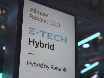 Renault E-Tech : de la Formule 1 à la Clio
