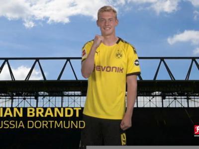 Dortmund - Brandt : ''Tout donner pour essayer de rattraper notre retard''