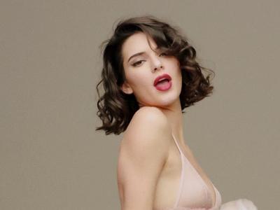 Kendall Jenner par Rankin - LOVE
