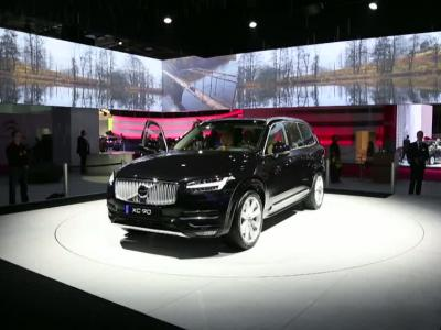 Mondial 2014 : Volvo XC90