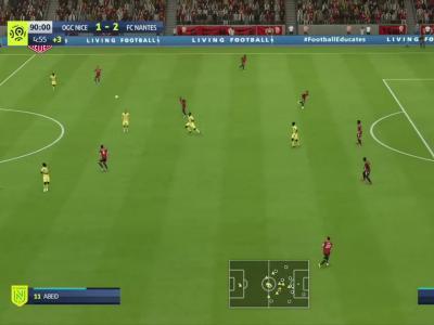 OGC Nice - FC Nantes : notre simulation FIFA 20 (L1 - 6e journée)