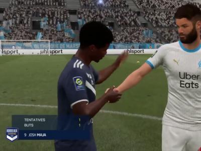 Olympique de Marseille - Bordeaux : notre simulation FIFA 21 (L1 - 7e journée)