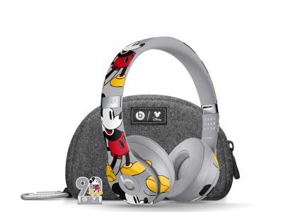 Beats Solo3 Wireless : vidéo de l'édition spéciale des 90 ans de Mickey Mouse