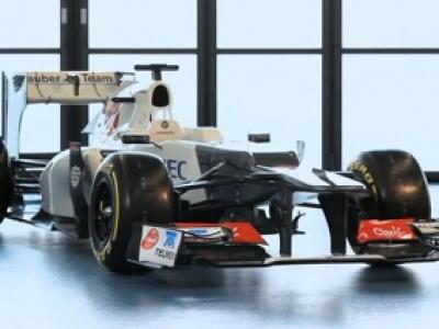 F1 2012 : Sauber C31