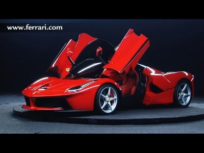 La Ferrari - Le Making Of