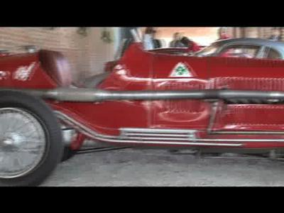 100 ans d'Alfa Romeo L'émotion au centre des célébrations