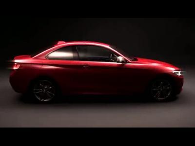 Première vidéo de la BMW Série 2
