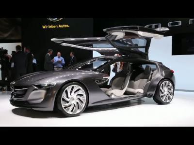 Francfort 2013 - Opel Monza Concept