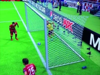 Les pires bugs sur FIFA 19