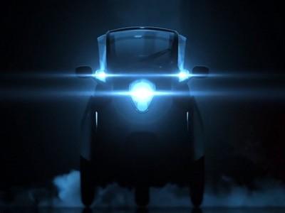 Toyota i-road : le Twizy japonais