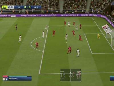 OL - MHSC : notre simulation FIFA 20 (L1 - 36e journée)