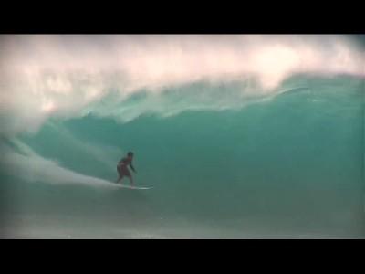 Surfer jusqu'à en mourir