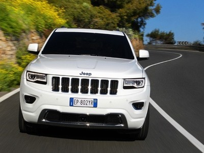Essai Jeep Grand Cherokee 3.0 V6 Limited