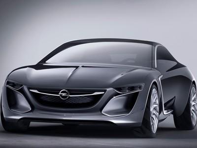 Opel Monza Concept: la première vidéo