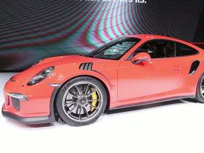 Genève 2015 | Porsche 911 GT3 RS