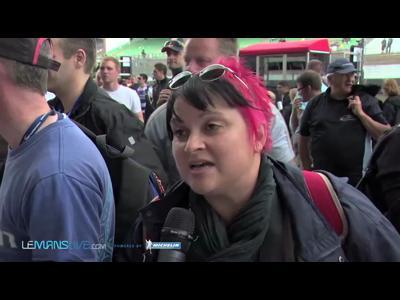 24H du Mans 2012 - Pit Lane Walk
