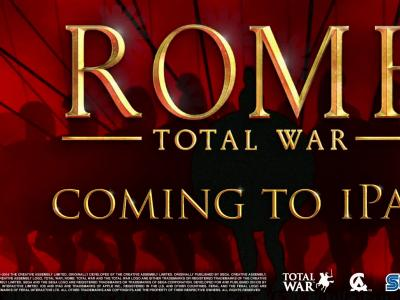 Rome : Total War - trailer d'annonce de la version iPad