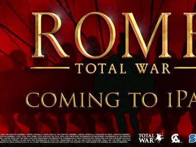 Rome : Total War - trailer d'annonce de la version iPad