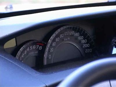 Essai Daihatsu Materia 1.5 VVT