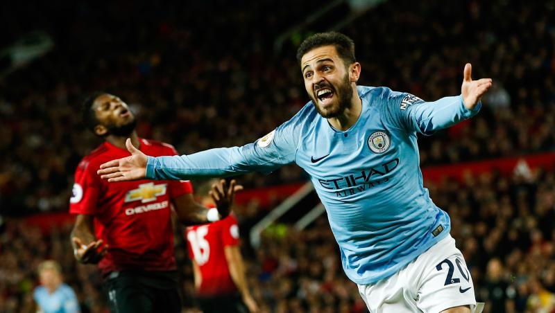 Bernardo Silva : ses stats de la saison 2019 / 2020 avec Manchester City