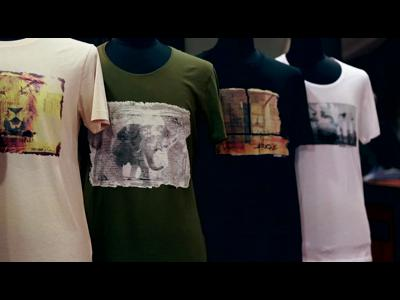 Chevignon, une collection de T-shirts en collaboration avec Floriane Lisowski
