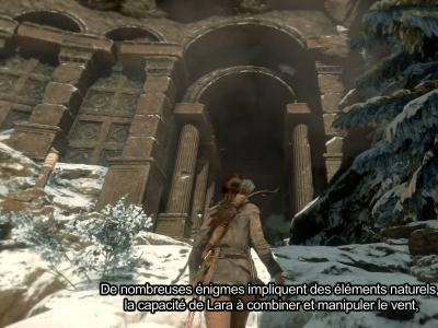 Rise of the Tomb Raider - Femme contre Nature épisode 3 : Les tombeaux mortels