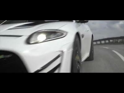 Plus fort que la Jaguar XKR-S, la XKR-S GT