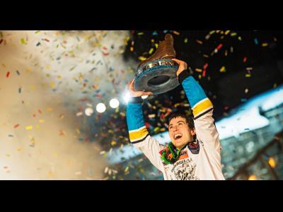 Marco Dallago remporte le Red Bull Crashed Ice 2014