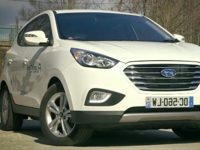Essai Hyundai ix35 Fuel Cell