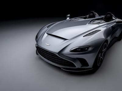 Aston Martin V12 Speedster : la sportive deux places en vidéo