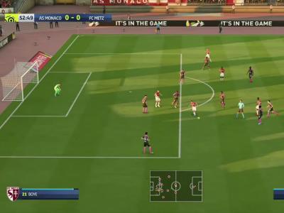 AS Monaco - FC Metz : notre simulation FIFA 20 (L1 - 35e journée)