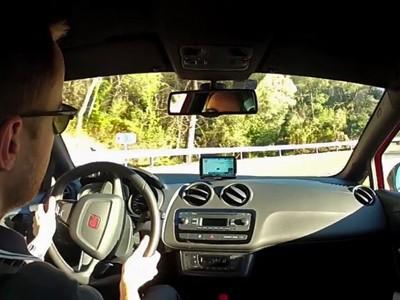 Essai Seat Ibiza Cupra : embarquez à son bord