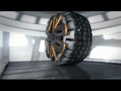 3 pneus du futur imaginés par des étudiants